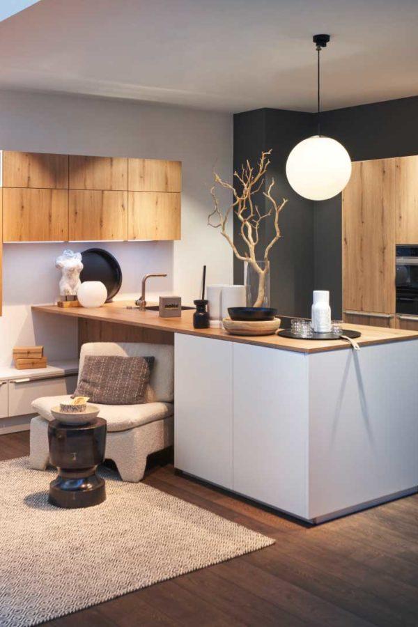 Klassische Einbauküchen
